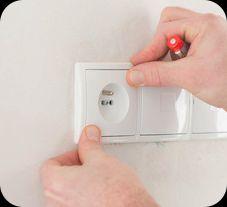 Elektryk i usług elektryczne